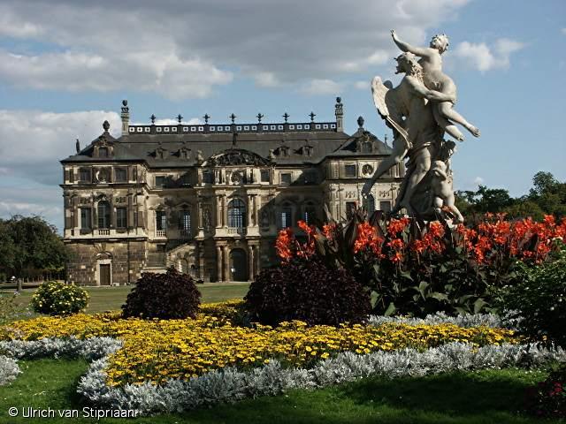 Großer garten  VisitDresden. Palais im Großen Garten